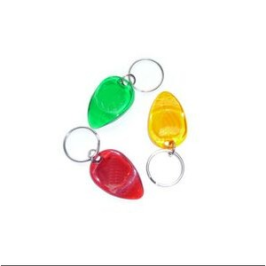 Key Ring Water-drop Lotto Scratcher Droplet Scraper Lucky